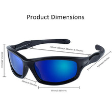 Load image into Gallery viewer, DUCO Kids Sports Style Polarized Sunglasses Flexible Frame For Boys and Girls K006