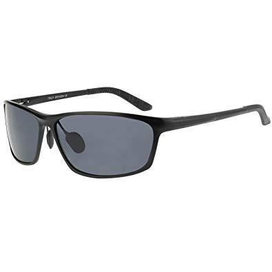 DUCO Men's Polarized Sunglasses for Driving 100% UV 400 Protection 2179S