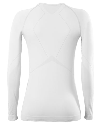 FALKE Long Sleeve Thermal Shirt Comfort White