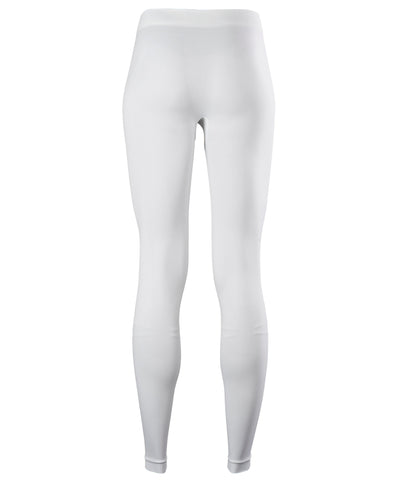 FALKE Long Thermal Tights White