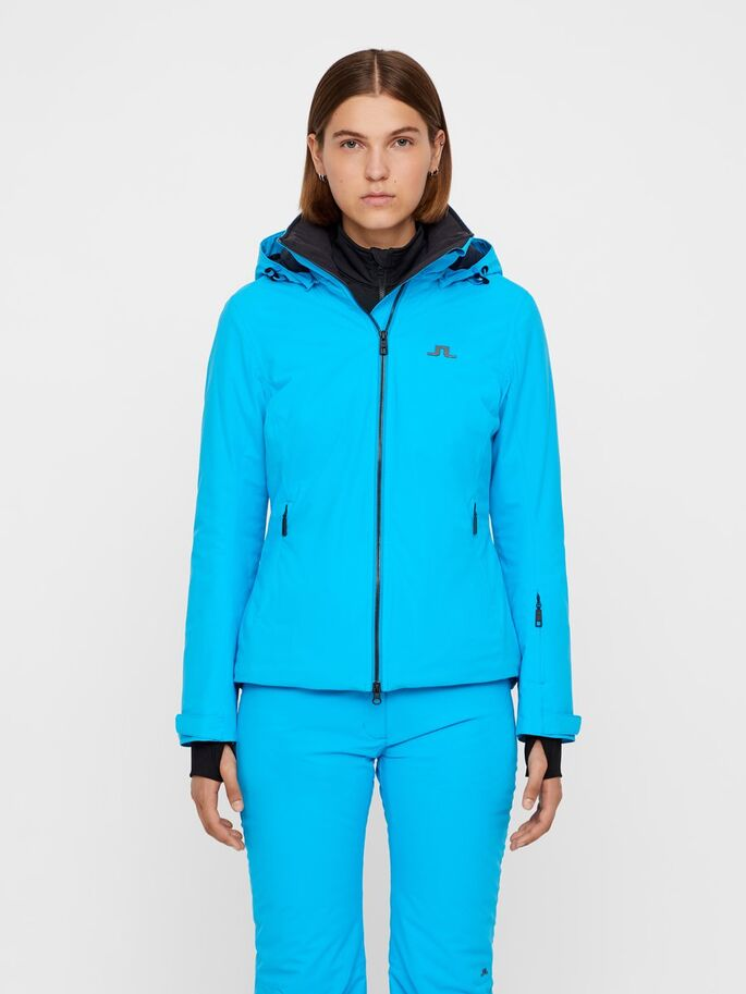 J.LINDEBERG Truuli Primaloft Jacket Blue Fancy