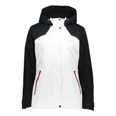 CATMANDOO Lincoln Technical Jacket White / Black