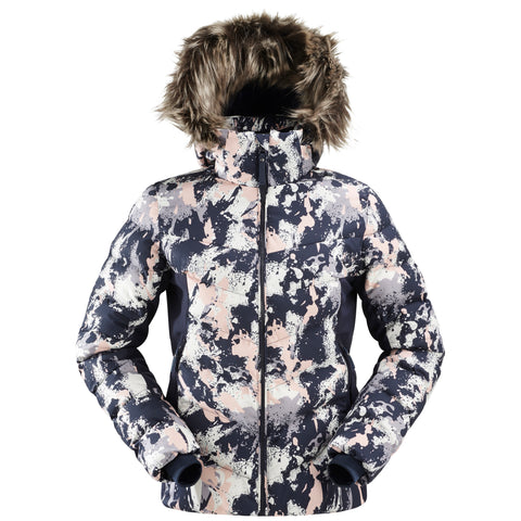 EIDER Downtown Jacket Rose Camo