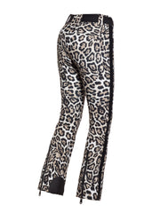 GOLDBERGH Roar Trousers Leopard