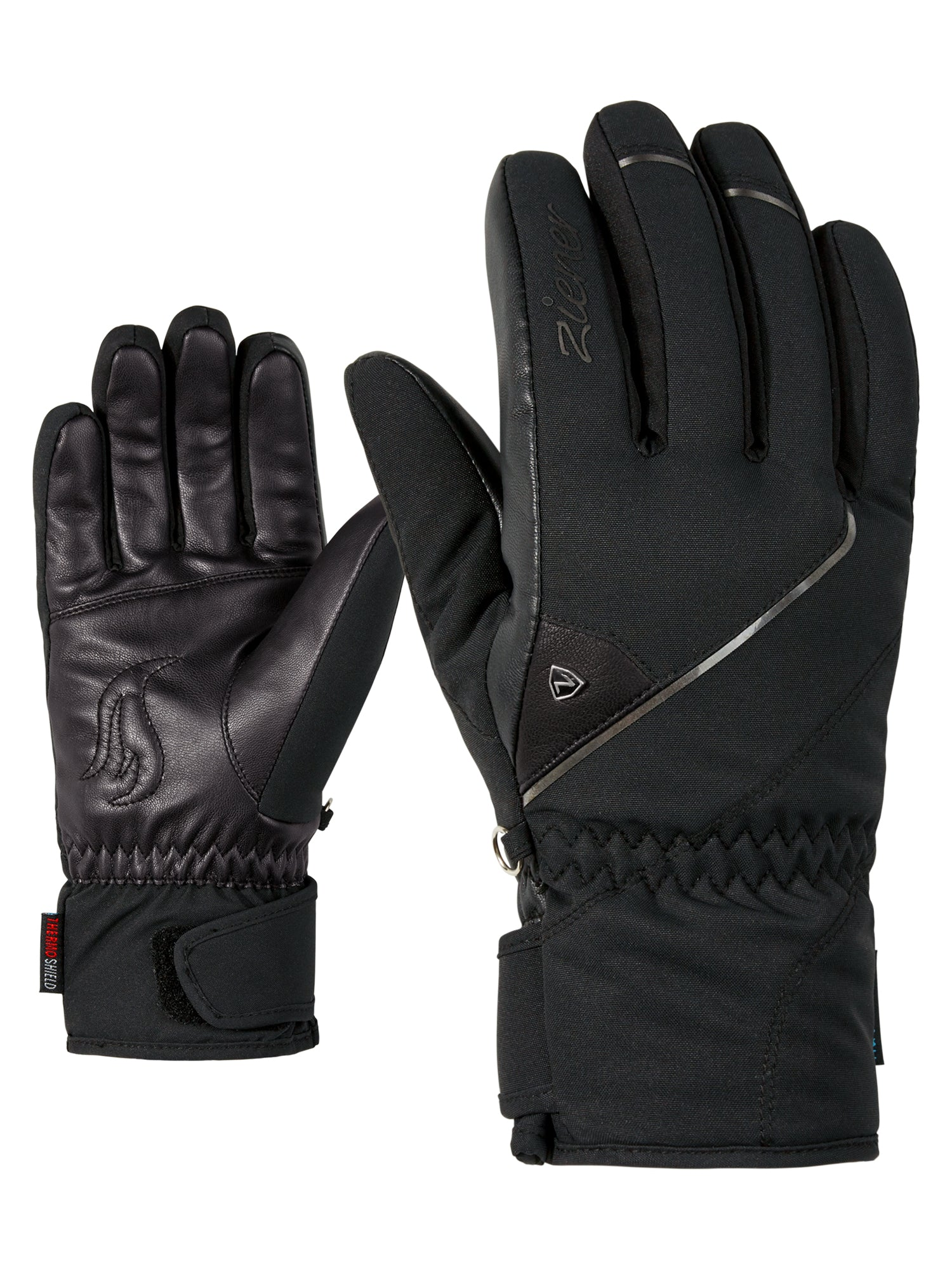 ZIENER Kaya Hand Warmer Glove Black