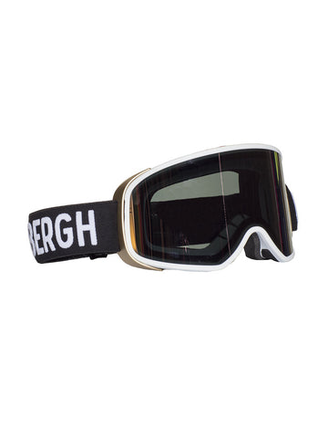 GOLDBERGH Heart Goggles White