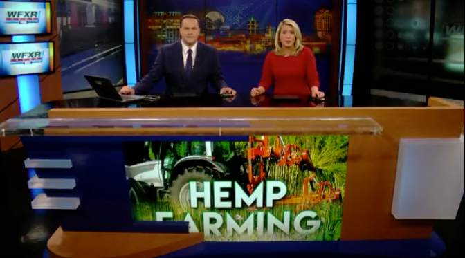 Virginia farmers hail hemp as the next big cash crop says WFXR