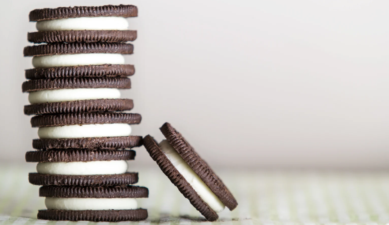 Maker of Oreos considers CBD -- Also Nutter Butters, and