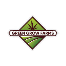 Load image into Gallery viewer, Green Grow Farms Merch - Kiss-Cut Stickers
