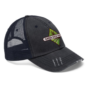 Green Grow Farms Merch - Unisex Trucker Hat