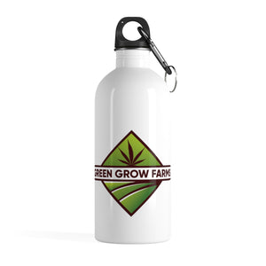 Green Grow Farms Merch - Stainless Steel Water Bottle