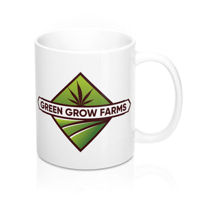 Green Grow Farms Merch - Mug 11oz