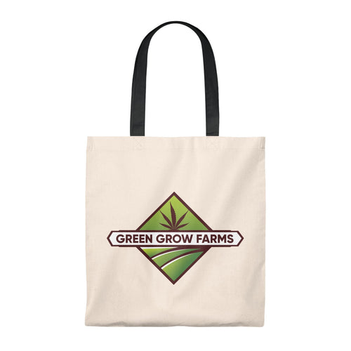 Green Grow Farms Merch - Tote Bag - Vintage