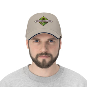 Green Grow Farms Merch - Sandwich Brim Hat