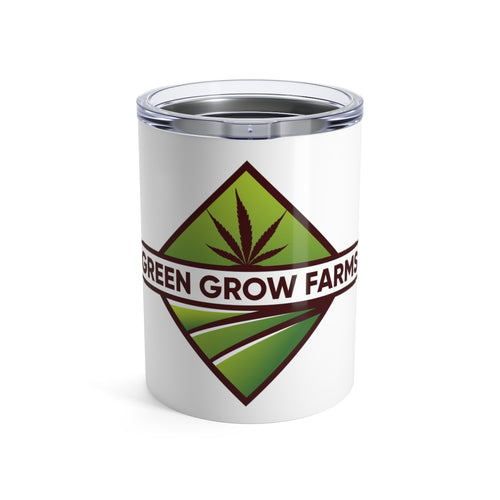 Green Grow Farms Merch - Tumbler 10oz
