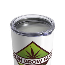 Load image into Gallery viewer, Green Grow Farms Merch - Tumbler 10oz