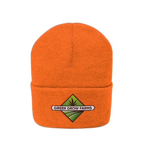 Green Grow Farms Merch - Knit Beanie