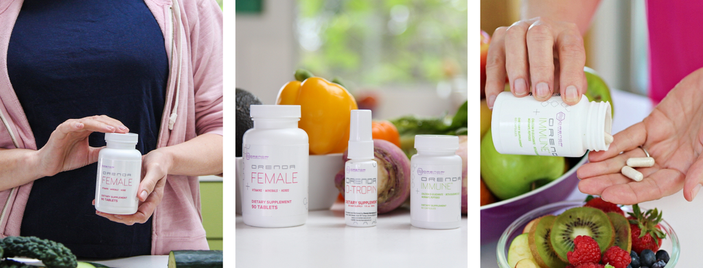 Midlife Balance Supplements for Menopause