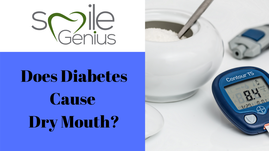 Diabetes, Dry Mouth and Oral Health