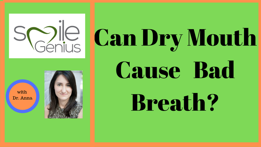 👄😷Can Dry Mouth Cause Bad Breath?👄😷