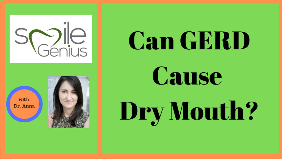 Can GERD Cause Dry Mouth?