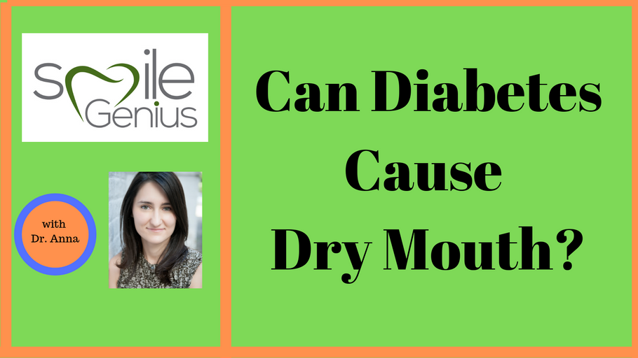 Can Diabetes Cause Dry Mouth?