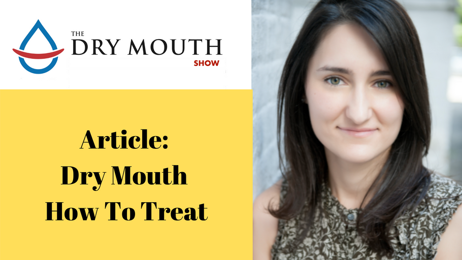 Dry Mouth How To Treat?