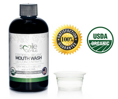 Organic Mouthwash for Dry Mouth