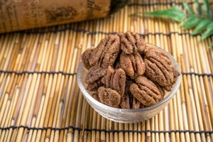 Black Sugar Roasted Pecans