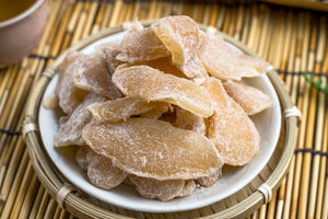 Hong Kong Plum Ginger