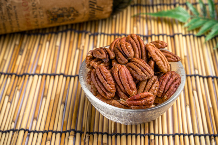 Freshly Roasted Pecans