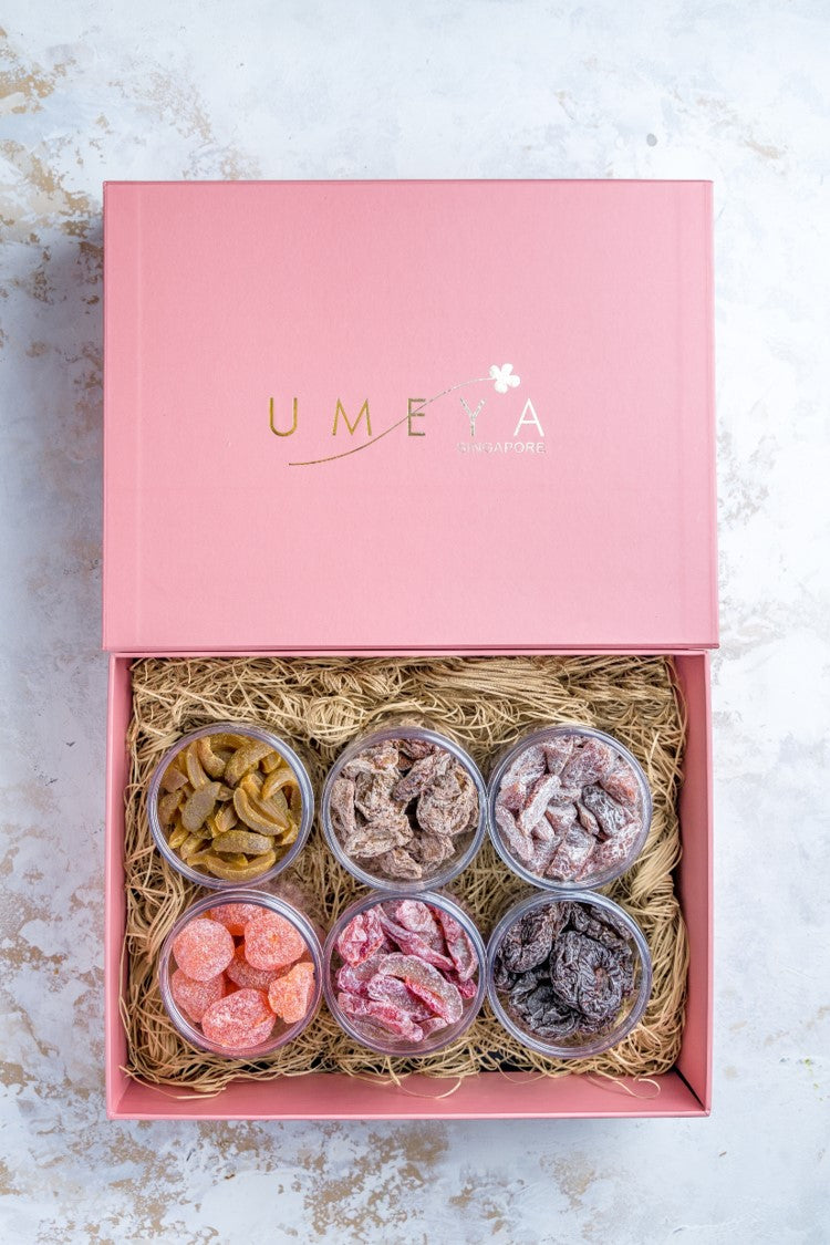 Umeya Selection Box