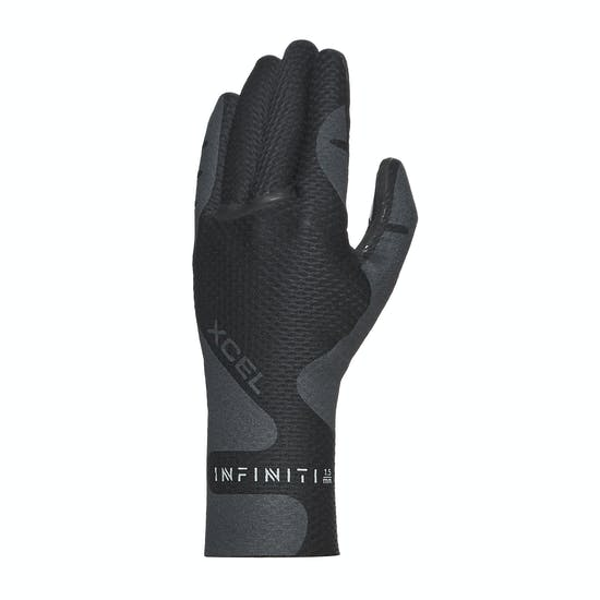 MENS INFINITI 5 FINGER GLOVE 1.5MM