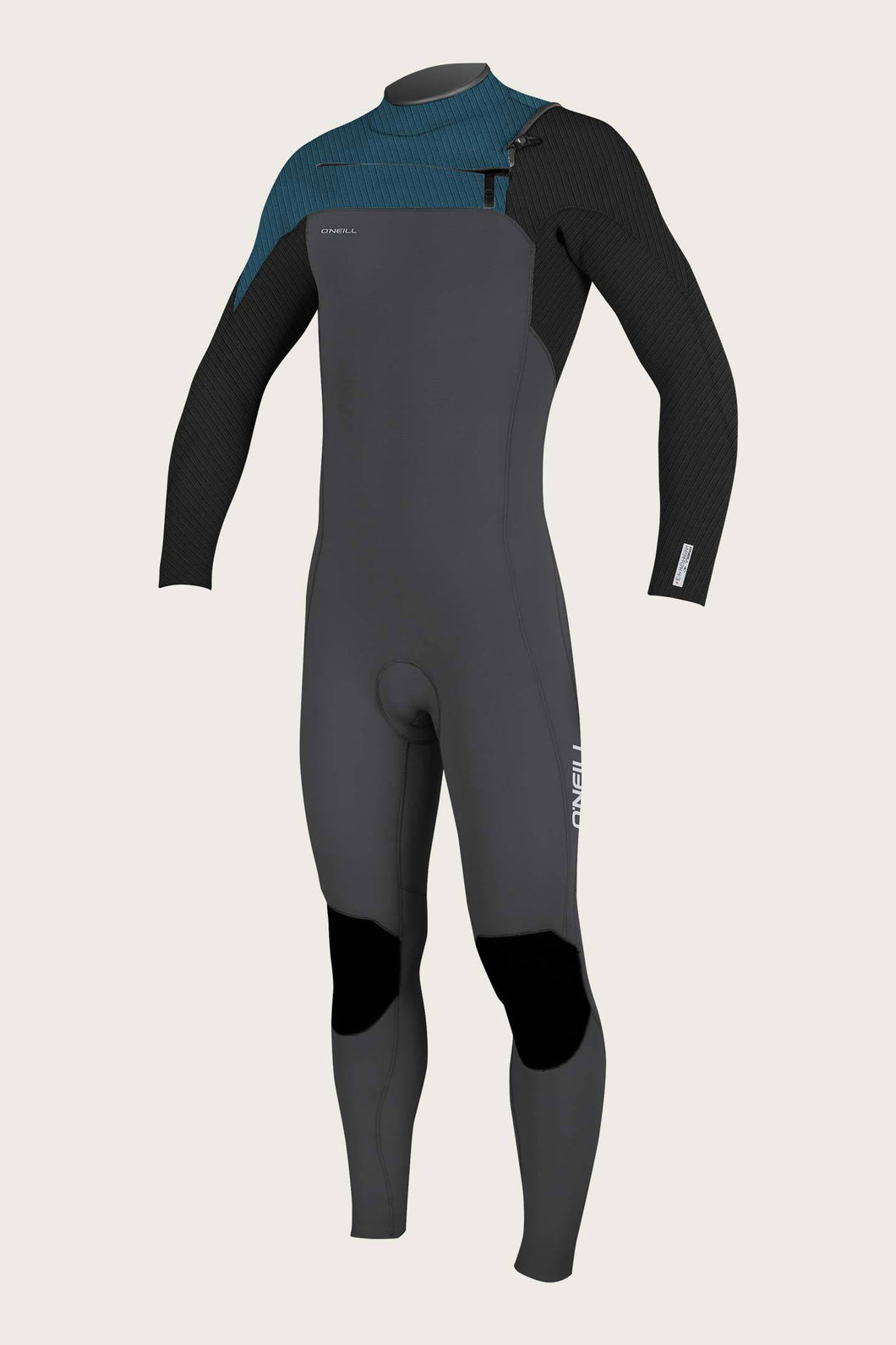YOUTH HYPERFREAK 4/3+MM CHEST ZIP FULLSUIT