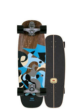 "Load image into Gallery viewer, 30"" BLUE RAY SURFSKATE COMPLETE"