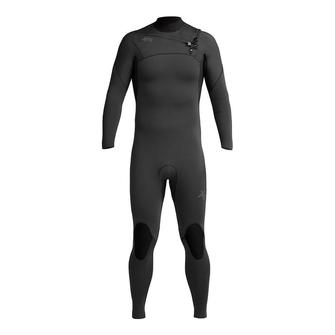 MEN'S COMP 4/3MM CHEST ZIP FULLSUIT