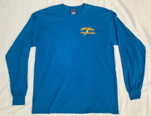 Load image into Gallery viewer, Bolt Longsleeve Turquoise