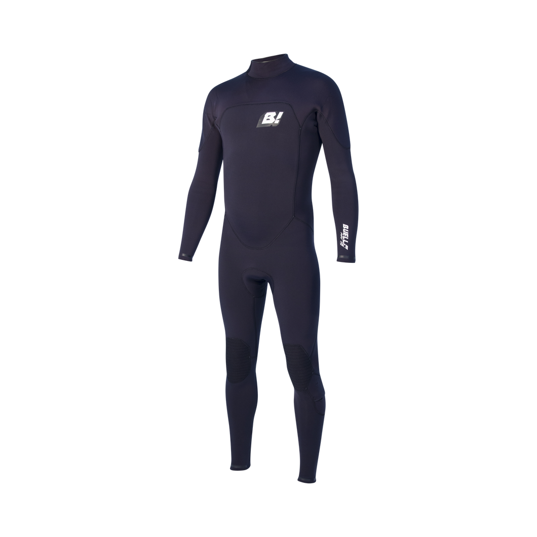 RBZ STEALTH MODE 4/3 FULLSUIT MEN'S- BLACK