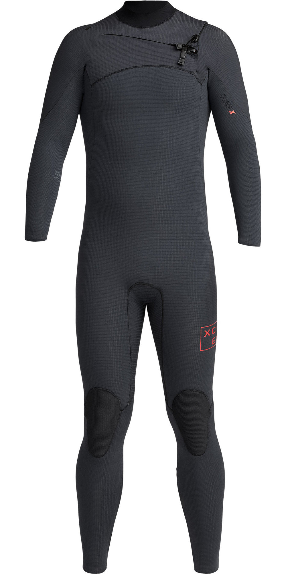 MEN'S COMP X 3/2MM CHEST ZIP FULLSUIT