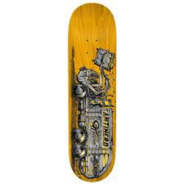 TAYLOR CURBSIDE DECK - 8.75