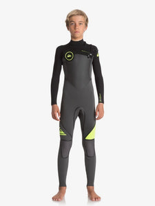 Boy's 3/2mm Syncro Plus Chest Zip Wetsuit