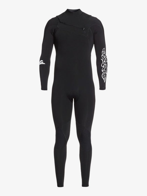 MEN'S HIGHLINE LTD MONOCHROME 3/2MM CHEST ZIP FULLSUIT