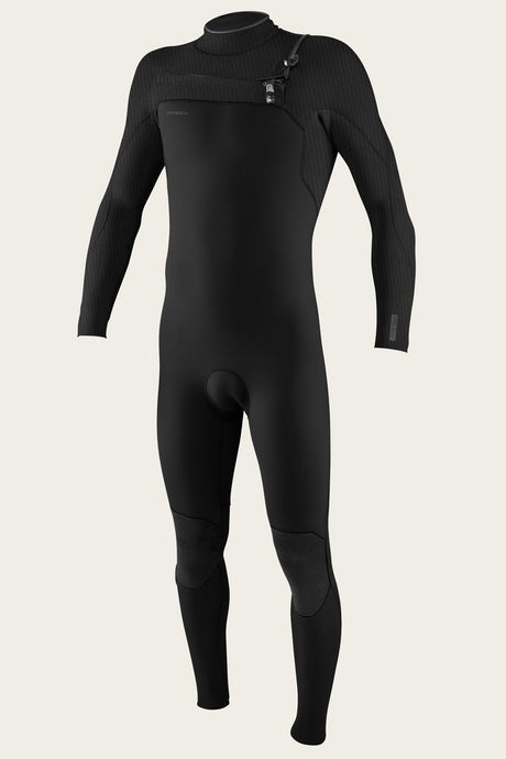 MEN'S HYPERFREAK 3/2+MM CHEST ZIP FULL SUIT