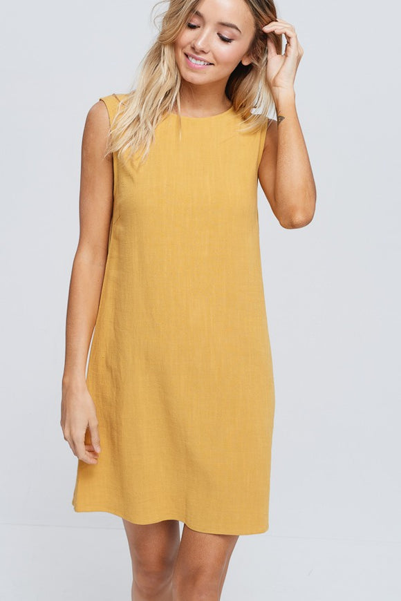 Cartagena Sleeveless Dress
