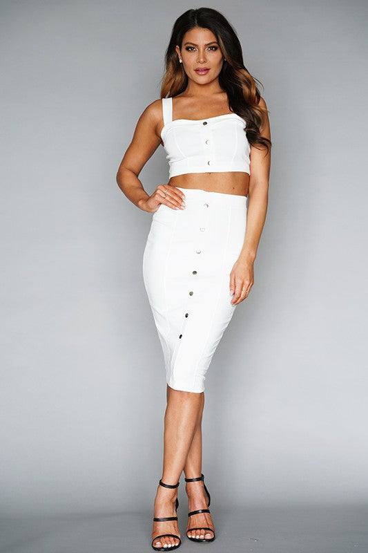 Palermo Skirt Set