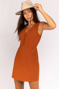 Vicenza Button Dress