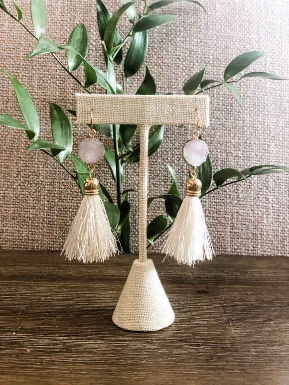 St. Tropez Tassel Earrings