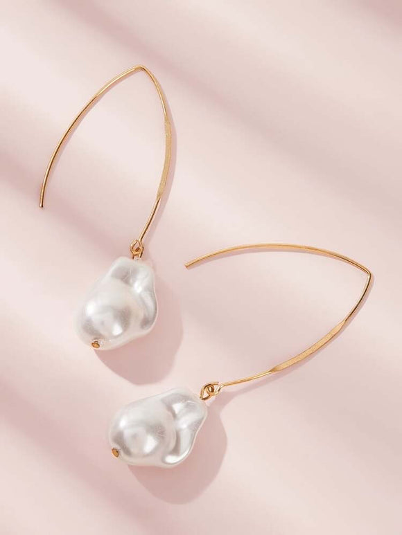 Toulon Pearl Earrings