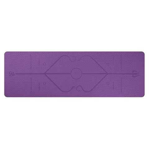 Antislip Yoga Mat - Products From Nature