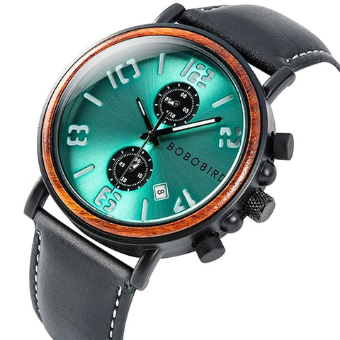Wristwatch for Men - Products From Nature